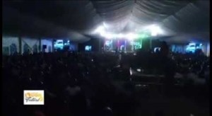 Video: Basketmouth Performs at a Show in Kenya